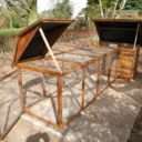 Duck Pen Enclosure & 8ft Run